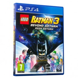 LEGO Batman 3: Poza Gotham PL (używana)