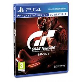 Gran Turismo Sport PL (używana)
