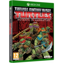 Teenage Mutant Ninja Turtles: Mutants in Manhattan (nowa)