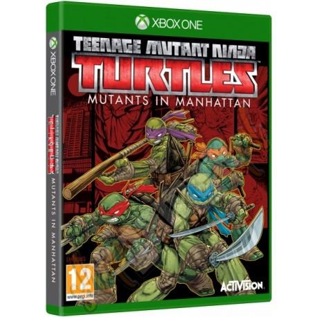 Teenage Mutant Ninja Turtles: Mutants in Manhattan (nowa)