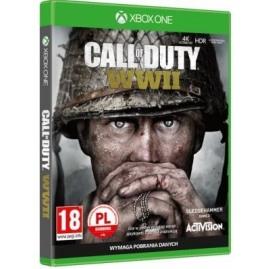 Call of Duty: WWII PL (używana)