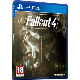 Fallout 4 ANG (używana)