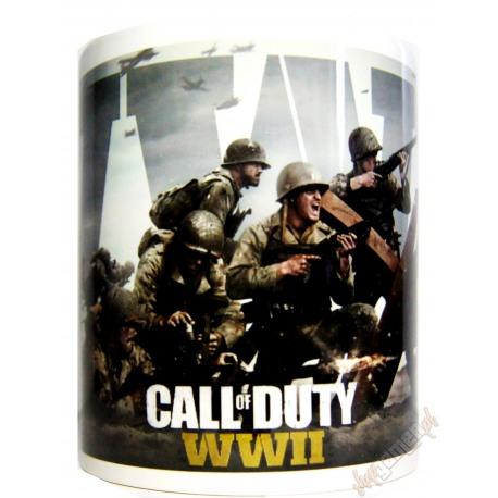 KUBEK COD WWII (nowy)