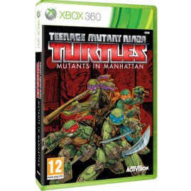 Teenage Mutant Ninja Turtles: Mutants in Manhattan (używana)