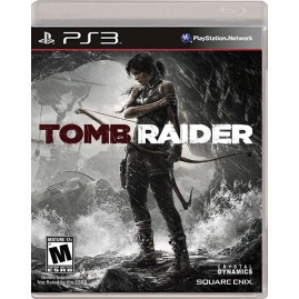 Tomb Raider PL (używana)