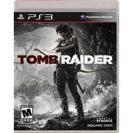 Tomb Raider (używana)