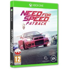 Need for Speed Payback PL (używana)