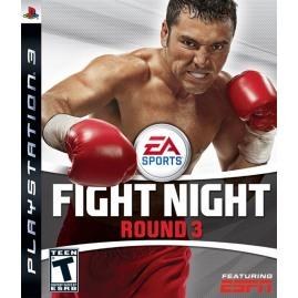 Fight Night Round 3 (używana)