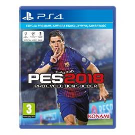 PES 2018 Premium Edition (używana)