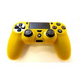 Etui na pada do PS4 Żółte (nowe)