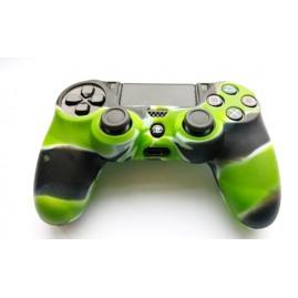 Etui na pada do PS4 Zielono-Czarne (nowe)