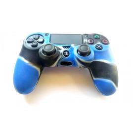 Etui na pada do PS4 Niebiesko-Czarne (nowe)
