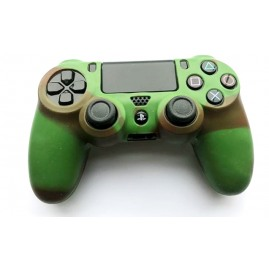 Etui na pada do PS4 Zielono-brązowe (nowe)
