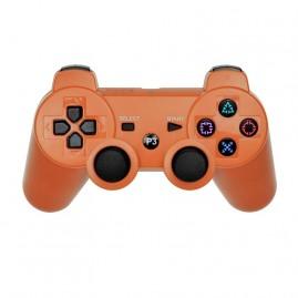 Pad do PS3 Bezprzewodowy Pomarańczowy (nowy)