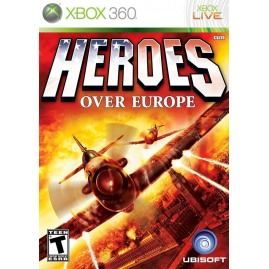 Heroes Over Europe (używana)