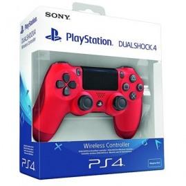 Pad do PS4 Dualshock 4 V2 Czerwony (nowy)