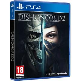 Dishonored 2 PL (używana)