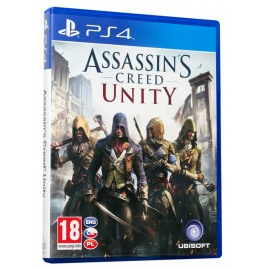 Assassin's Creed: Unity (używana)