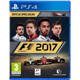 F1 2017 PL (używana)