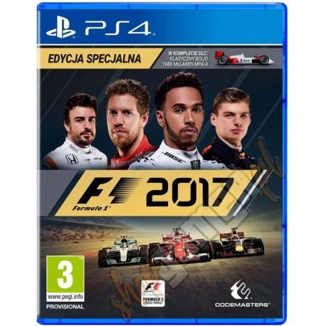 F1 2017 (używana)