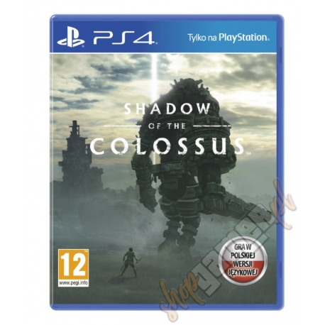 Shadow of the Colossus (nowa)