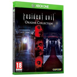 Resident Evil Origins Collection (używana)