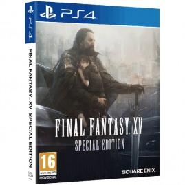 Final Fantasy XV Special Edition Steelbook (używana)
