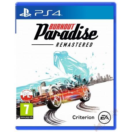 Burnout Paradise Remastered (nowa)
