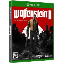 Wolfenstein II: The New Colossus PL (używana)