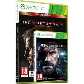 Metal Gear Solid V: The Phantom Pain + Ground Zeroes (nowa)