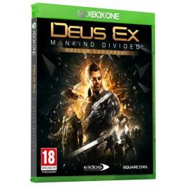 Deus Ex: Rozłam Ludzkości PL (używana)