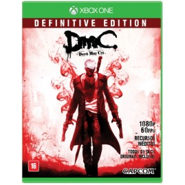 DMC: Devil May Cry PL (używana)