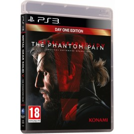 Metal Gear Solid V: The Phantom Pain (używana)