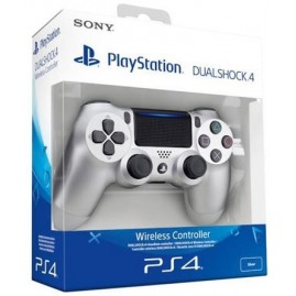 Pad do PS4 Dualshock 4 V2 Srebrny (nowy)