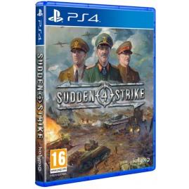 Sudden Strike 4 PL (używana)
