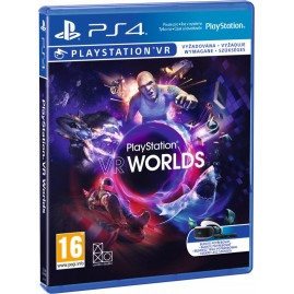 PlayStation VR Worlds PL (nowa)