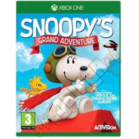 The Peanuts Movie: Snoopy's Grand Adventure (nowa)