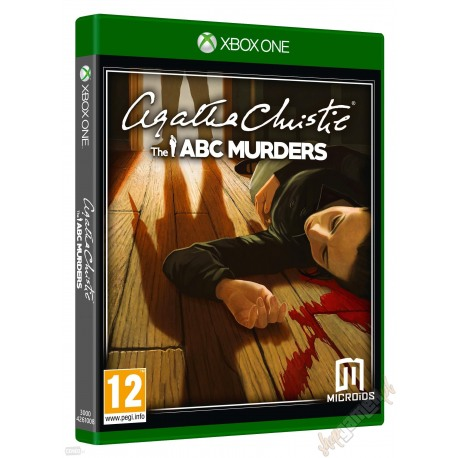 Agatha Christie: The ABC Murders (nowa)