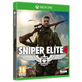 Sniper Elite 4 PL (używana)