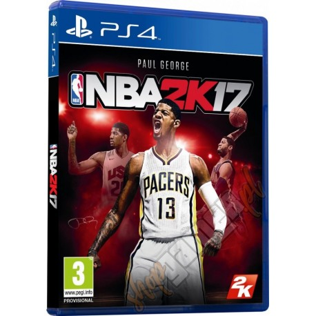 NBA 2k17 (używana)