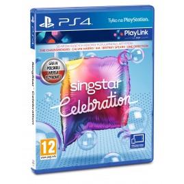 SingStar Celebration PL (używana)