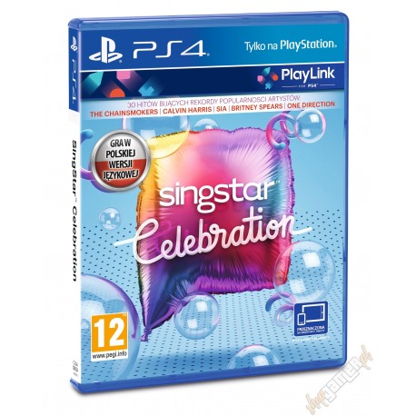SingStar Celebration (nowa)