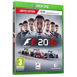 F1 2016 Limited Edition (nowa)