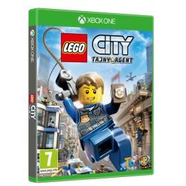 LEGO City Tajny Agent PL (używana)