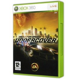 Need for Speed: Undercover (używana)