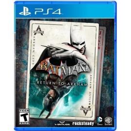 Batman: Return to Arkham PL (używana)