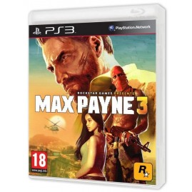 Max Payne 3 PL (używana)