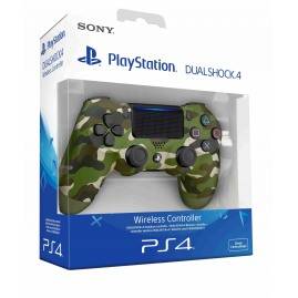 Pad do PS4 Dualshock 4 V2 Green Camo (nowy)