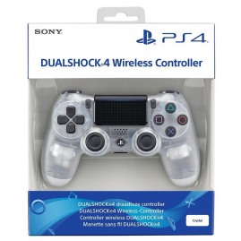 Pad do PS4 Dualshock 4 V2 Crystal (nowy)