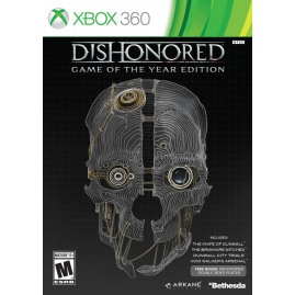 Dishonored: Game Of The Year Edition PL (używana)